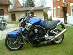 Re Yamaha Bt 1100 Bulldog
