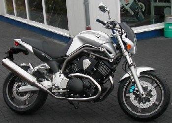 Yamaha Bulldog Bt