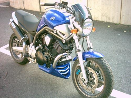 Yamaha Btbulldog Tuning