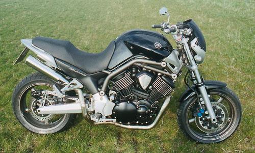 Ride In BT1100 Umbau