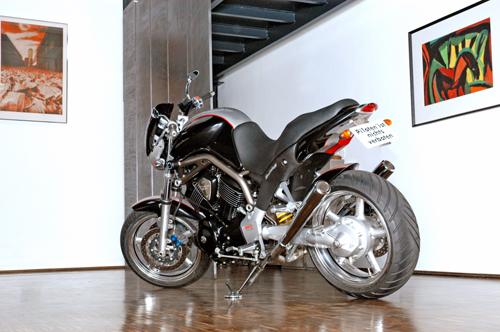 Ride In BT1100 Umbau 2004